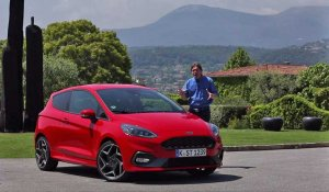 Ford Fiesta ST Plus 3 portes