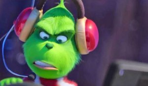 Le Grinch - Bande annonce 12 - VO - (2018)