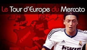 Ozil à Arsenal, Fellaini vers Man Utd ? Le Tour d'Europe du mercato !