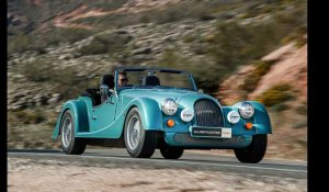 Morgan Plus Four 258 ch