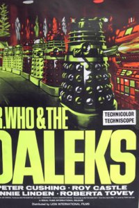 Dr Who contre les Daleks