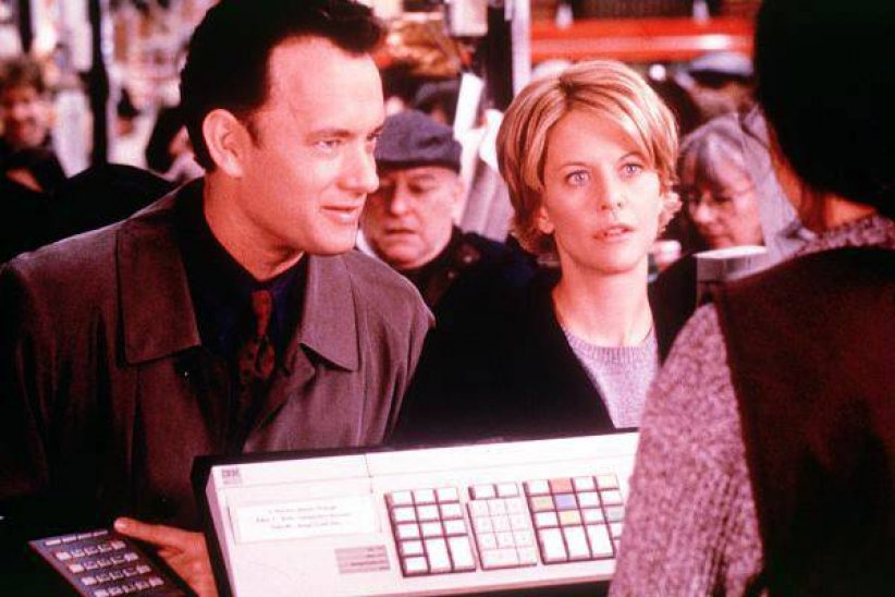 Tom Hanks et Meg Ryan
