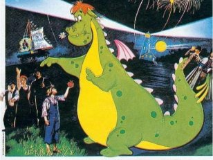 Peter et Elliott le dragon, le remake !