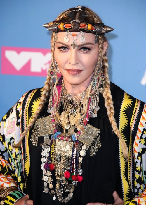 Madonna, fille d'une franco-canadienne