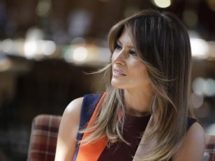 Quand Melania Trump s'oppose ouvertement à son mari