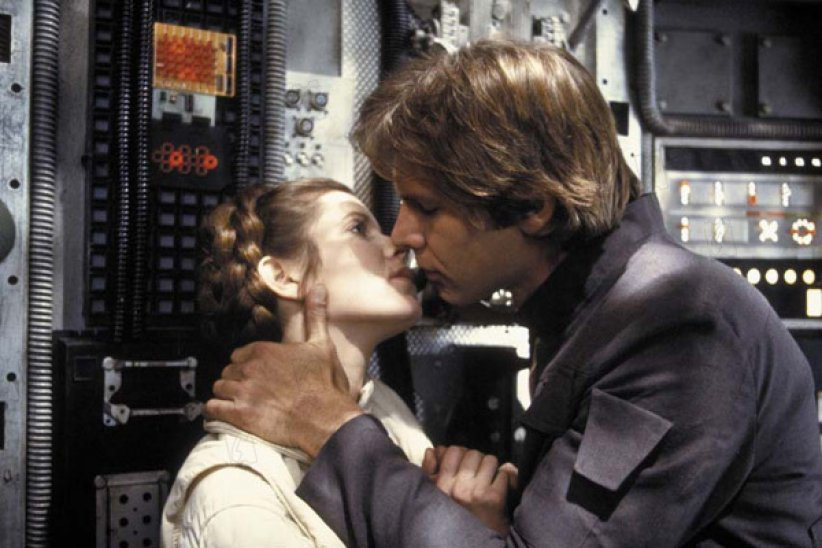 Carrie Fisher n'a jamais oublié Harrison Ford