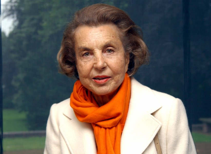 Liliane Bettencourt : femme la plus riche du monde