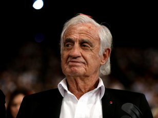 "Jean-Paul Belmondo ""est très costaud"", selon Richard Anconina"