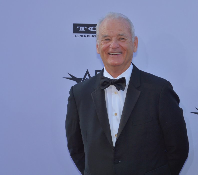 Bill Murray, l'ami des fans