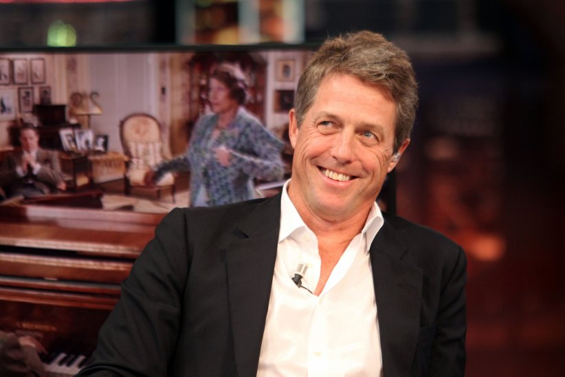 Hugh Grant, descendant royal