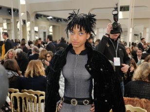 Willow Smith est la nouvelle ambassadrice Chanel