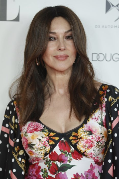 Monica Bellucci, star internationale