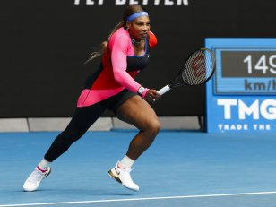 La signification derrière la tenue de Serena Williams à l'Open d'Australie