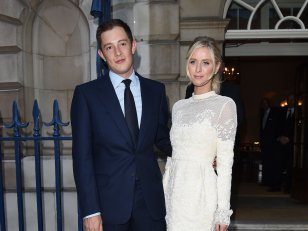 Deux dynasties s'unissent : Nicky Hilton a épousé James Rothschild