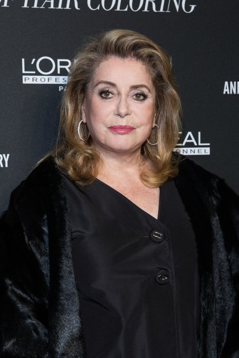 Catherine Deneuve refuse les photos