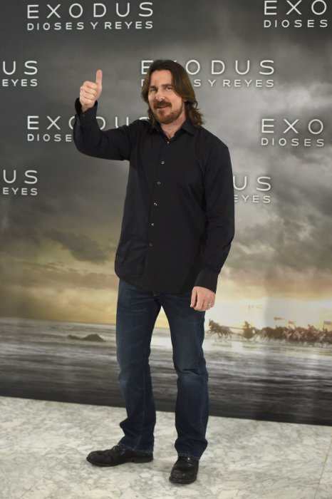 Christian Bale : l'un des plus beaux fessiers d'Hollywood
