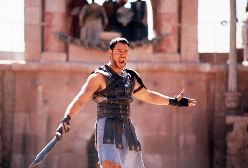 """Gladiator"" de Ridley Scott (2000)"