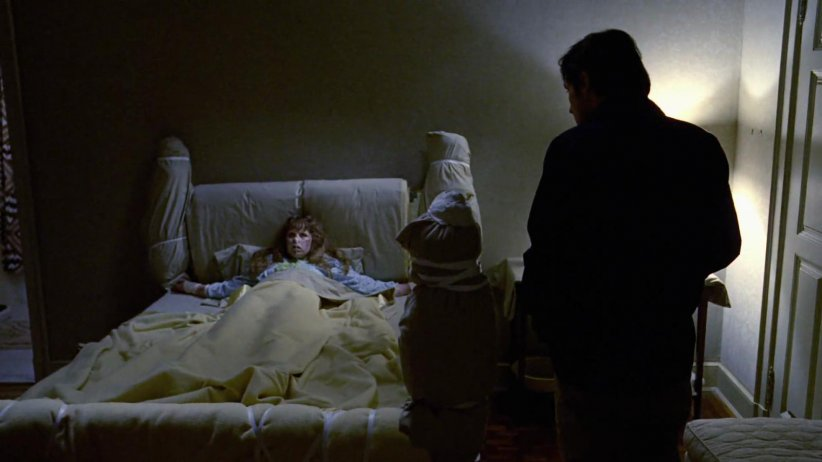 """L'Exorciste"" (1973) de William Friedkin"