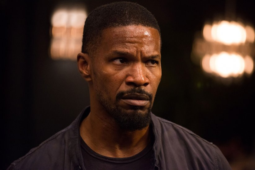 Jamie Foxx, la force tranquille