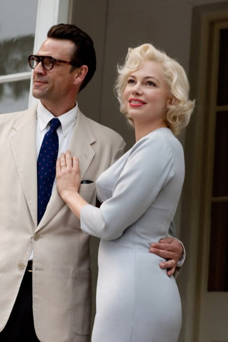 Michelle Williams est... Marilyn Monroe