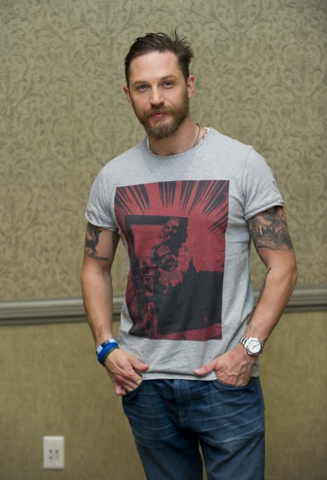 Tom Hardy, le bad boy