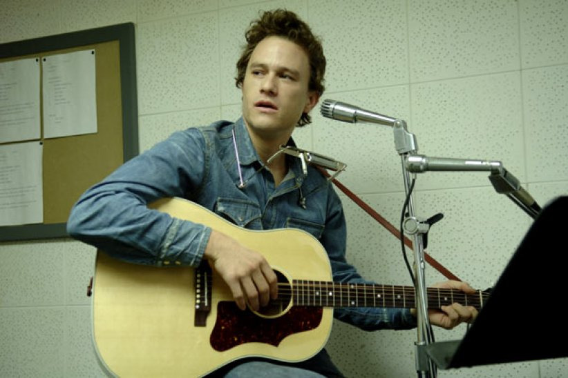 Heath Ledger, un Bob Dylan surprenant