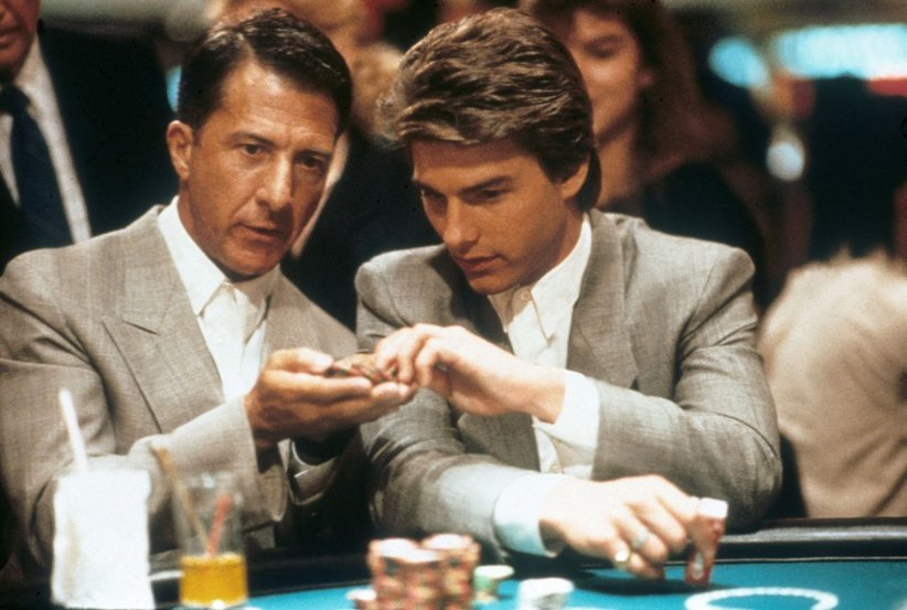 """Rain Man"" de Barry Levinson"