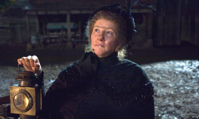 "Emma Thompson dans ""Nanny McPhee et le Big Bang"""