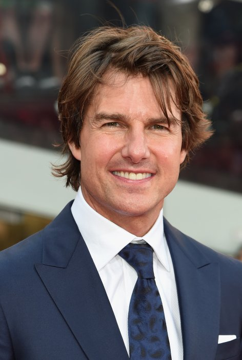 Tom Cruise, toujours au top