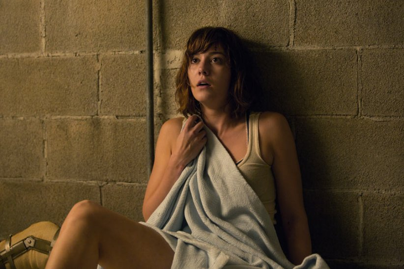 "Mary Elizabeth Winstead dans ""10 Cloverfield Lane"""