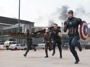 Box-office : lancement explosif pour Captain America Civil War