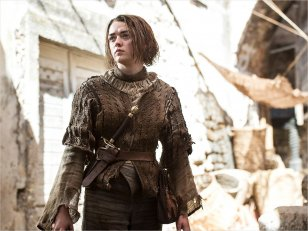 Maisie Williams de Game of Thrones dans un film de zombies