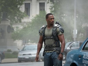 "Captain America Civil War : Anthony Mackie parle une ""dispute familiale"""