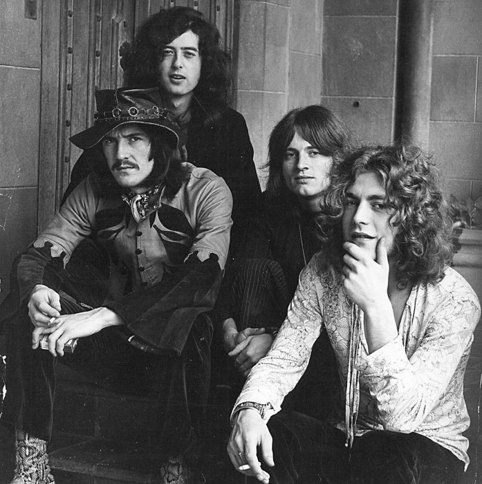 "Led Zeppelin - ""IV"" (1971)"
