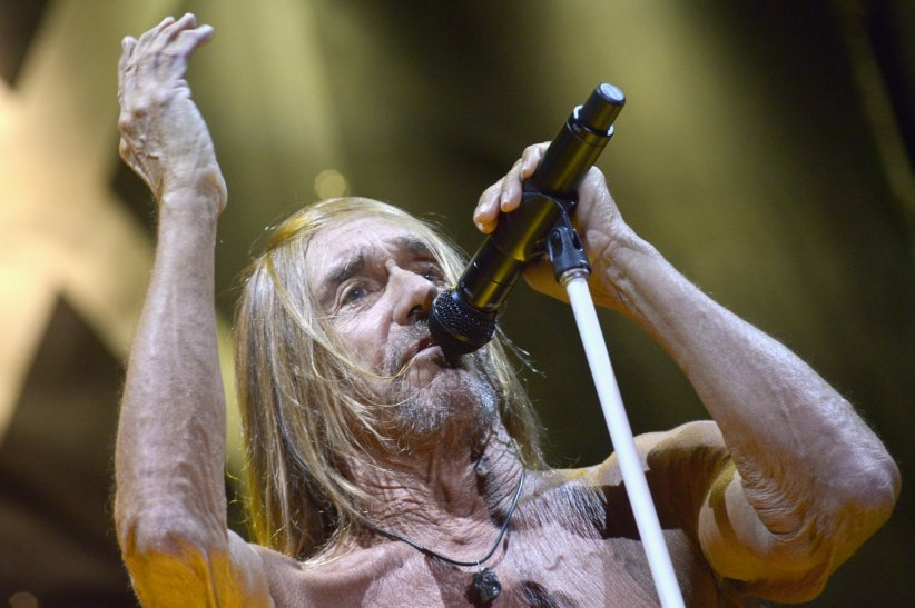 Iggy Pop : increvable septuagénaire