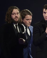 Le groupe Arctic Monkeys, de retour en studio ?