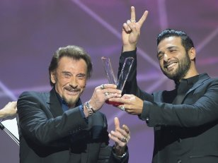 Johnny : Laeticia Hallyday en dit plus sur l'album posthume