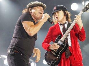 "AC/DC : le chanteur Brian Johnson, ""viré"" du groupe  ?"