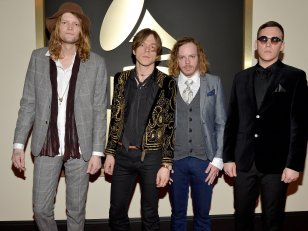 "Cage The Elephant : de retour en décembre avec ""Tell Me I'm Pretty"""
