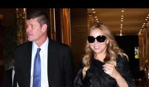 Mariah Carey et James Packer sont fiancés