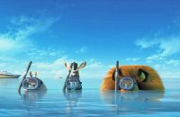 Madagascar 3, Bons Baisers D'Europe - Bande annonce 2 - VO - (2012)
