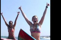 Blue Crush 2 - bande annonce - VO - (2011)