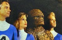 The Fantastic Four - bande annonce - VO - (1994)