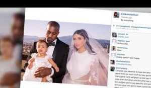 Kimye ont dépensé plus de 800 000 dollars pour un double de North West