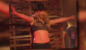 Britney Spears dévoile le secret de sa forme