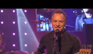 Sting- Down Down Down (live) - Le Grand Studio RTL