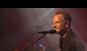 Sting - English Man in New York (live) - Le Grand Studio RTL