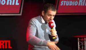 Dany Boon dans le Grand Studio RTL