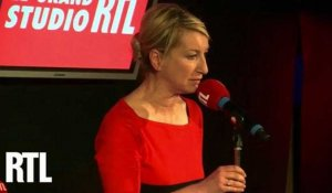 Élisabeth Buffet en direct dans le Grand Studio RTL présenté par Laurent Boyer
