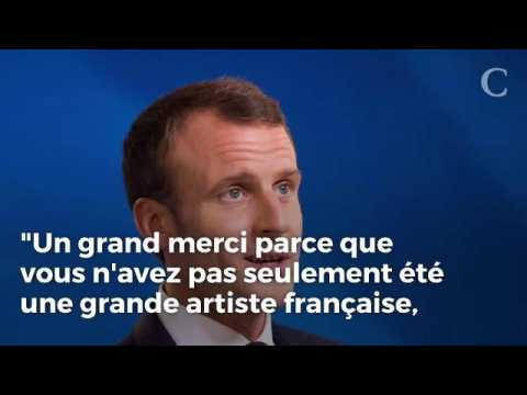 Video Emmanuel Macron Adresse Un Message Tres Touchant A Line